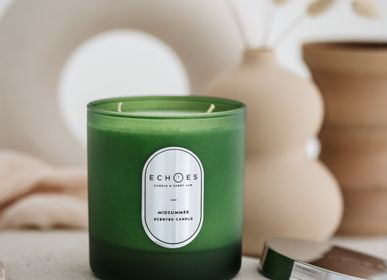 Gifts - Midsummer Scented Natural Candle - ECHOES CANDLE & SCENT LAB.
