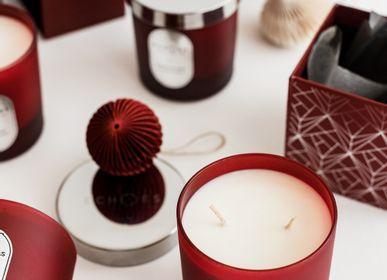 Cadeaux - Bougie parfumée à la lavande de Provence - ECHOES CANDLE & SCENT LAB.