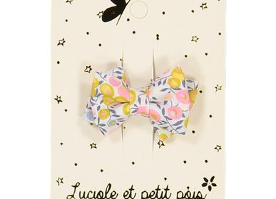 Hair accessories - Liberty baby Hair Clip - LUCIOLE ET PETIT POIS