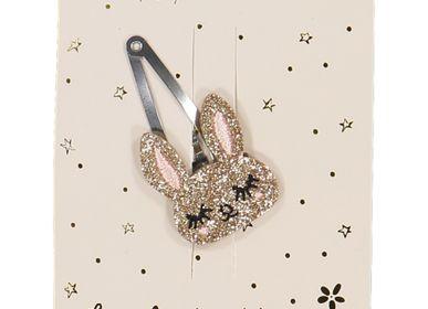 Hair accessories - Bunny Hair Clip - LUCIOLE ET PETIT POIS