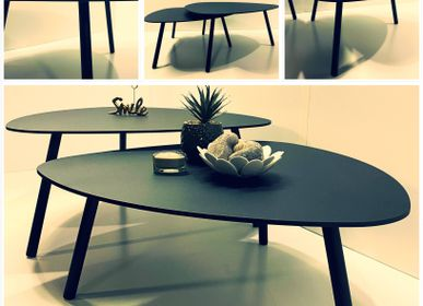 Objets design - TABLE BASSE MEDIATOR GIGOGNE - LP DESIGN