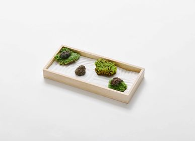 Decorative objects - karesansui- garden kit large - FUJIGOKE