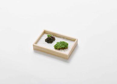 Decorative objects - karesansui-kit small - FUJIGOKE
