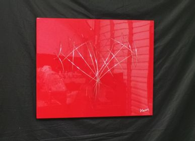 Cadres - Cadre relief KORAZON RED - KOSSARTISTIK