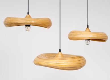 Spa - KEFANA suspension en bambou fait main - BAMBUSA BALI