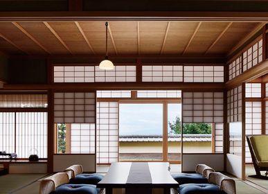 Coussins - Kyoto Zabuton Coussin | Couleur unie - TAKAOKAYA