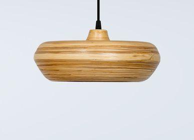 Suspensions - TALANGO lampe suspendue en bambou fait main - BAMBUSA BALI