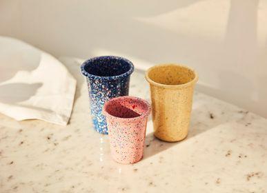 Outdoor decorative accessories - Flow Fest Mugs + Tumbler - KAPKA ENAMELWARE