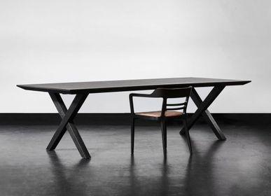 Tables Salle à Manger - TABLE DE SALLE A MANGER RAPHAEL - XVL HOME COLLECTION