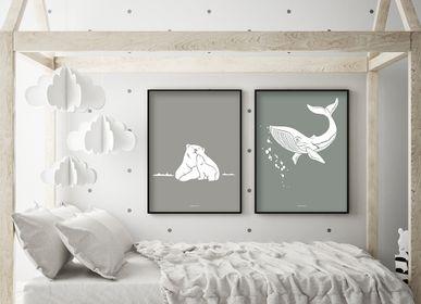 Poster - Northern decoration - KOUSTRUP & CO