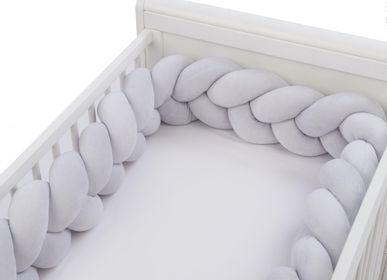 Linge de lit - Tresse de lit bébé universelle - VELOURS - SEVIRA KIDS