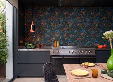 Wallpaper - Wallpaper ARTICHOKES - PASCALE RISBOURG