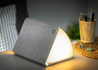 Other smart objects - Smart Booklight - Linen Fabric - GINGKO