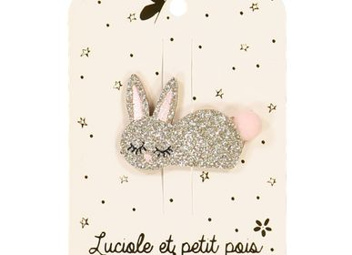 Hair accessories - Rabbit Hair Clip - LUCIOLE ET PETIT POIS
