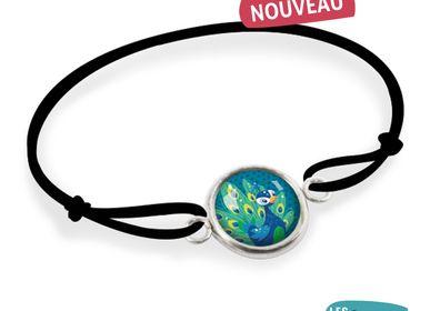 Jewelry - Bangle Les Minis Paon - LES MINIS D'EMILIE FIALA