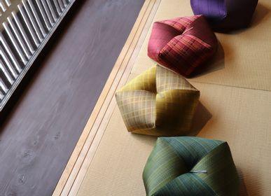 Coussins - Ojami Coussin | Nishijin Silk - TAKAOKAYA