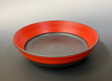 Bowls - Deep bowl (red) - YOULA SELECTION