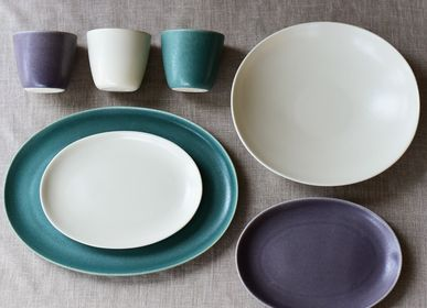 Platter and bowls - Palette plates and bowls - MARUMITSU POTERIE