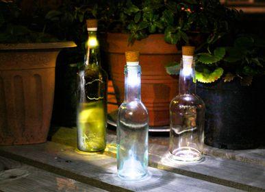 Objets design - Lumière bouchon de bouteille led - SUCK UK