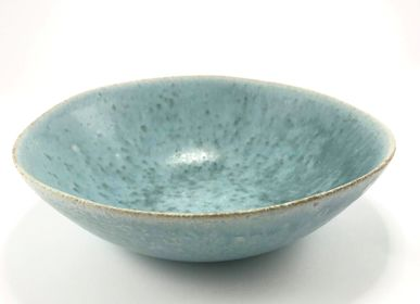 Everyday plates - Living plate, Seabed and Lemon collection - CHLOÉ KOWALKA