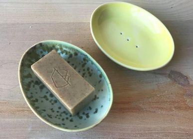 Soap dishes - Porcelain soap dish - CHLOÉ KOWALKA