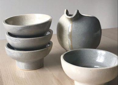 Ceramic - Milk pot winter collection - CHLOÉ KOWALKA
