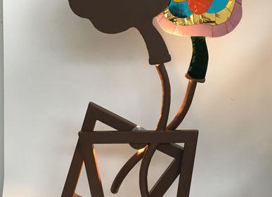 Pièces uniques - Lampe Niki de st Phalle Philippe Bouveret - PHILIPPE BOUVERET OBJETS INVENTÉS