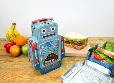 Children's mealtime - Robot lunch box - SUCK UK
