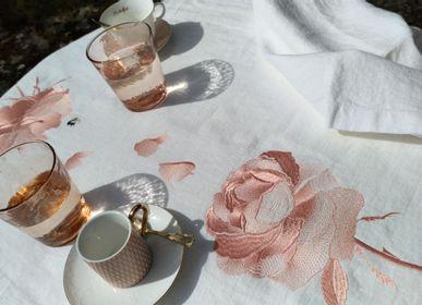 Table linen -  Tablecloth ROSE - ARTIPARIS