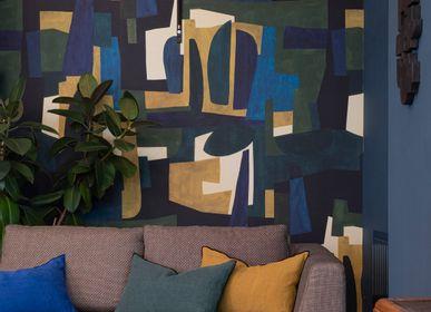 Wallpaper - Wallpaper NEO KUBIST - PASCALE RISBOURG