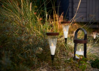 Outdoor decorative accessories - Aston Solar Lantern - Solar Torch - Solar Jars - SIRIUS HOME A/S