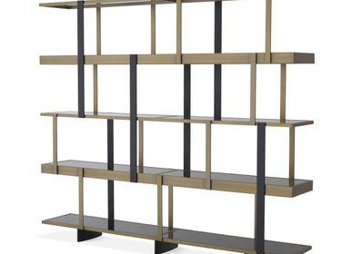 Bookshelves - CABINET MERCURE - EICHHOLTZ