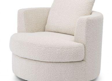 Chairs - SWIVEL CHAIR FELIX - EICHHOLTZ