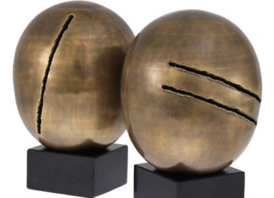Decorative objects - OBJECT ARTISTIC SET OF 2 - EICHHOLTZ