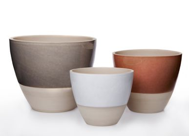 Pottery - The H. Skjalm P. Flower Pots - H. SKJALM P.