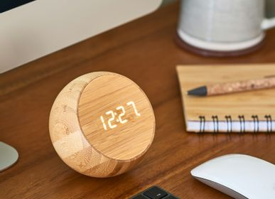 Clocks - Tumbler Click Clock - GINGKO