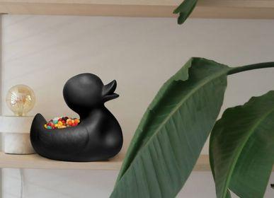 Objets de décoration - Mr. Ugly Duckling Noir Mat - JASMIN DJERZIC