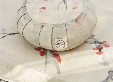 Fabric cushions - Zafu Cherrytree (cushion) - ALMA CONCEPT