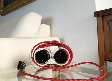Objets de décoration - Rallonge pour 4 fiches - Red Devil - OH INTERIOR DESIGN