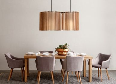 Decorative objects - Ilya Chandelier by Triboa Bay Living - DESIGN PHILIPPINES