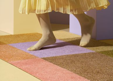 Design carpets - Doormat Mix Teklan  - HEYMAT
