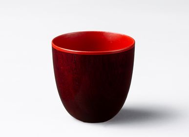 Mugs - <Two-tone> Paulownia Lowball Glass - PAULOWNIA FURNITURE AZUMA CO.,LTD.