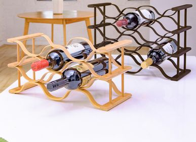 Wine accessories - WAVI Wine rack - GUDEE