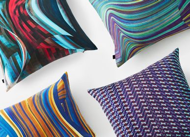 Fabric cushions - Cushion Covers & Seat Pads - YEN TING CHO STUDIO