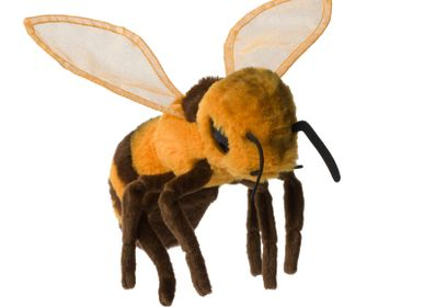 Soft toy - WWF Plush Bee - WWF PLUSH COLLECTION