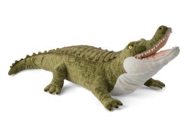Soft toy - WWF Plush Crocodile  - WWF PLUSH COLLECTION