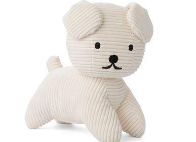 Soft toy - Snuffy by Miffy - Corduroy Cream - MIFFY BY BON TON TOYS