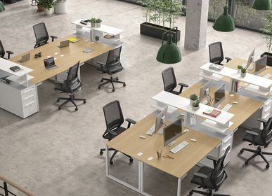 Office furniture and storage - SUNDAY desk - GAUTIER OFFICE