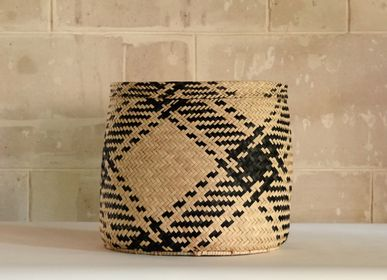 Paintings - Bin, L, Houndstooth, South Africa - AS'ART A SENSE OF CRAFTS