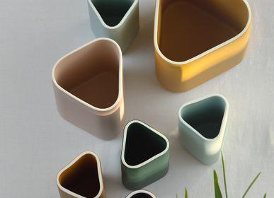 Vases - Assiette Calade - JARS CERAMISTES